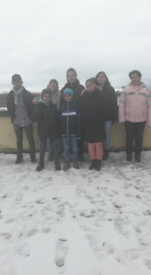 Tajemný hrad v Karpatech