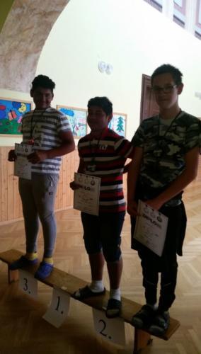 Sportovní hry mládeže - SHM - školní kolo 2019