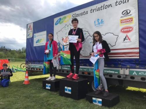 Slavata triatlon tour