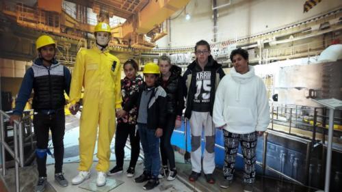3. 5. 2019 - Jaderná elektrárna Temelín
