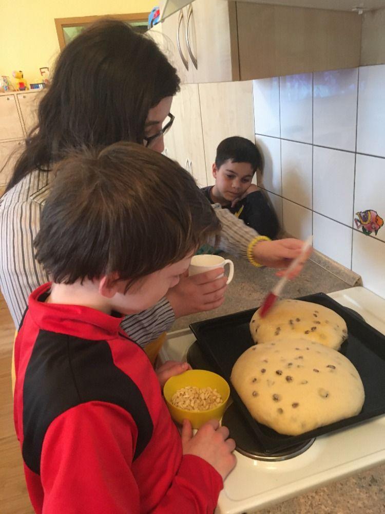 Velikonoční pečení s 1. skupinou