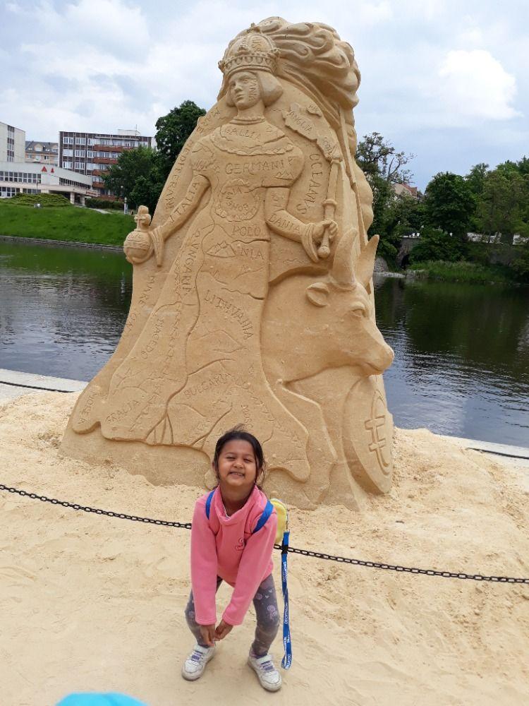 Návštěva Písku