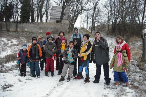 20. 1. 2018 - Výprava na vrch Dvořáček