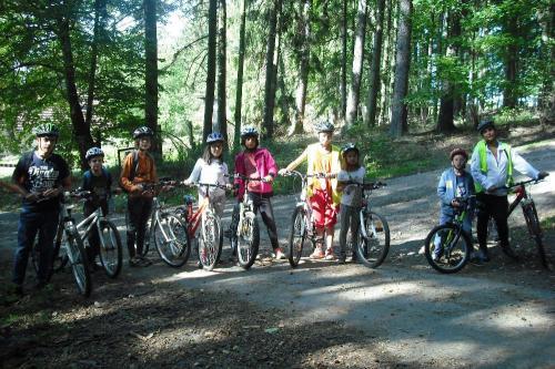 Jedno páteční cykloodpoledne pro nováčky