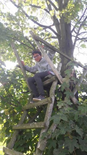 Cvičení v přírodě