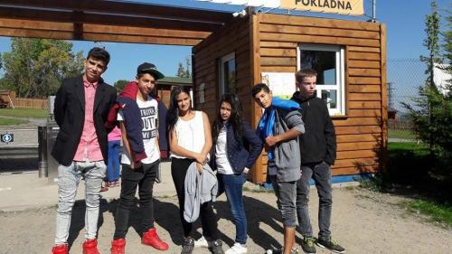 Projektový den - Zoologická zahrada Tábor - Větrovy